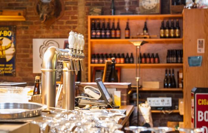 La Binchoise Brasserie