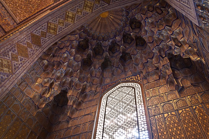 Mausoleo Gur-e Amir