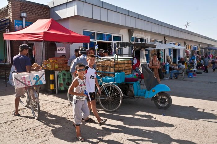 Mercado Shakhrisabz