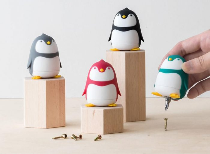 pinguinos destornilladores